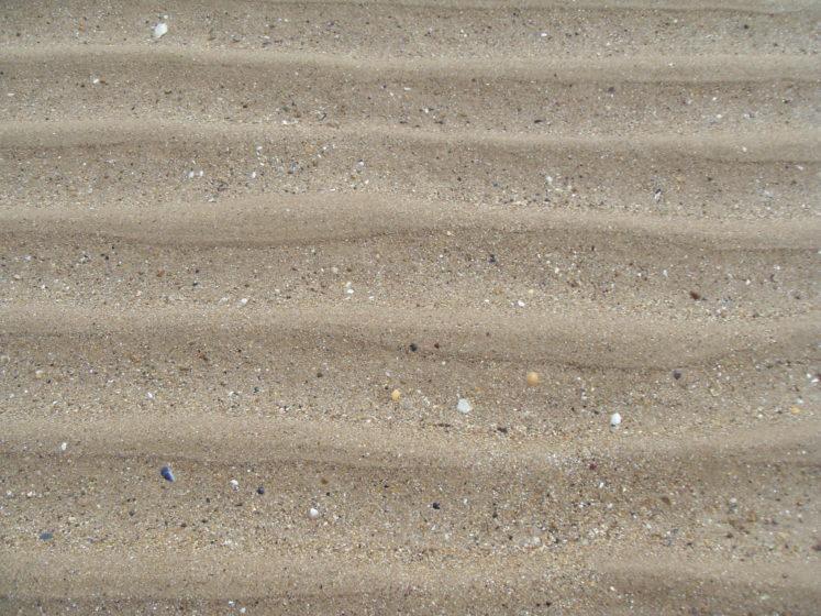 Sandmuster Thomas Lattenmayer