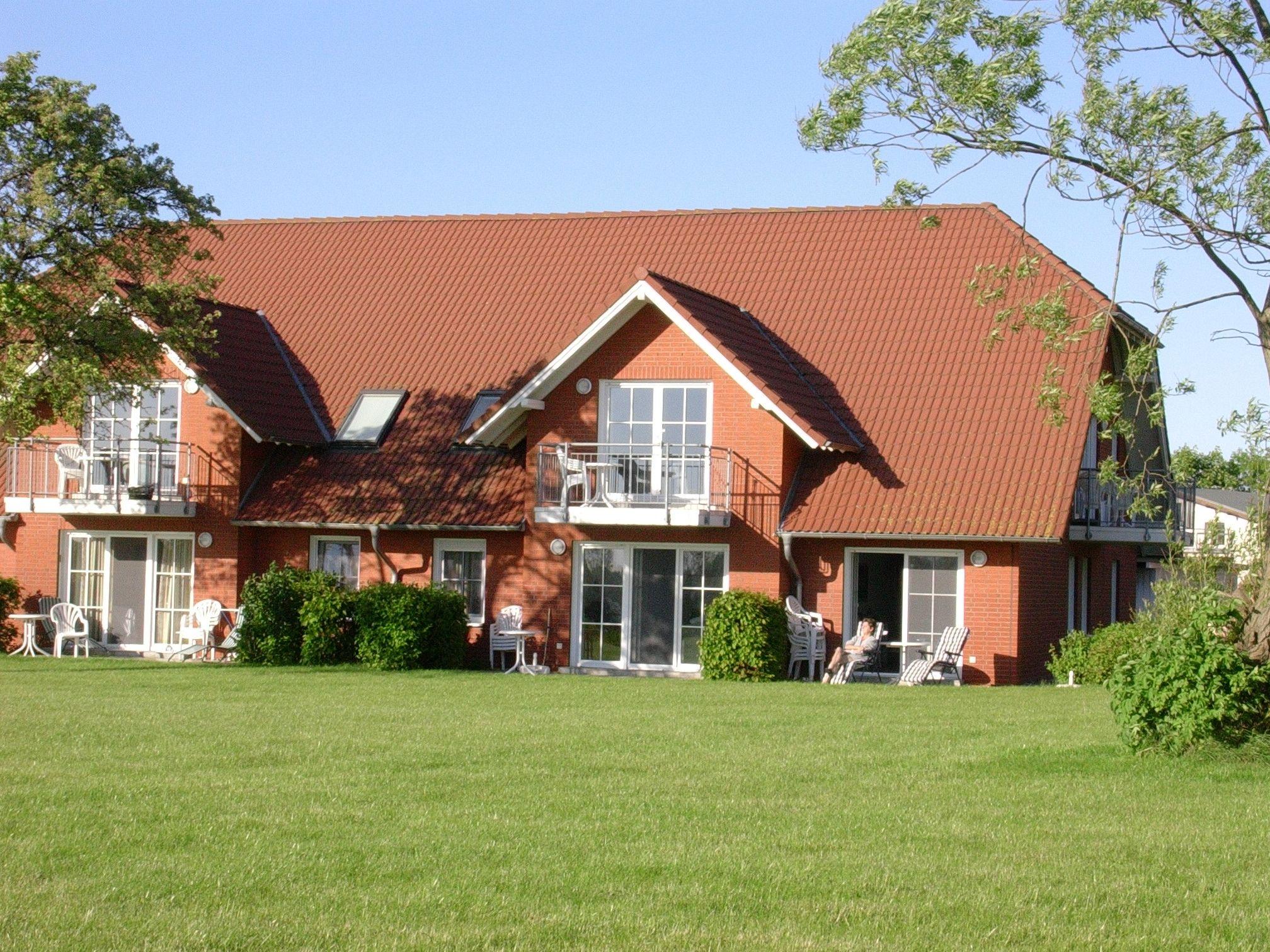"""Ferienresidenz """"Am Salzhaff"""" in Blengow Urlaub zwischen Salzhaff und Ostsee"""
