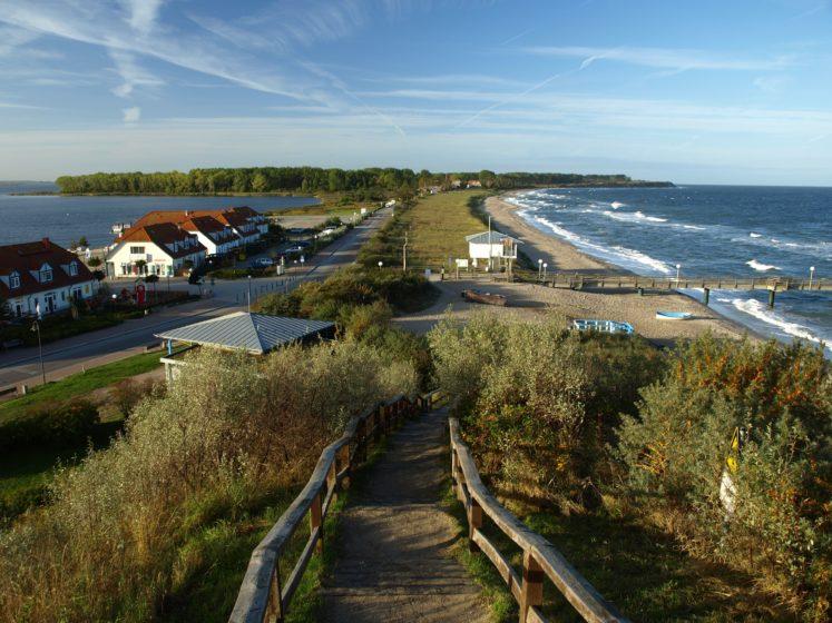 Blick auf Rerik_Strandpromenade_wüstrow